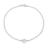 Blooming Lotus Anklet