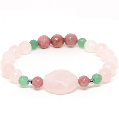 All You Need Is Love - Gemstone Bracelet - Blooming Lotus Jewelry