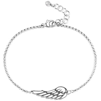 Angel Wing Bracelet | Sterling