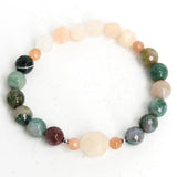 Worry Me Not | Aventurine, Jasper, Moonstone
