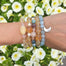 Gemstone Bracelets - Moonphase Bracelet - Blooming Lotus Jewelry