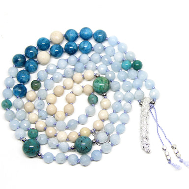 Ocean Dreams Mala | Sterling