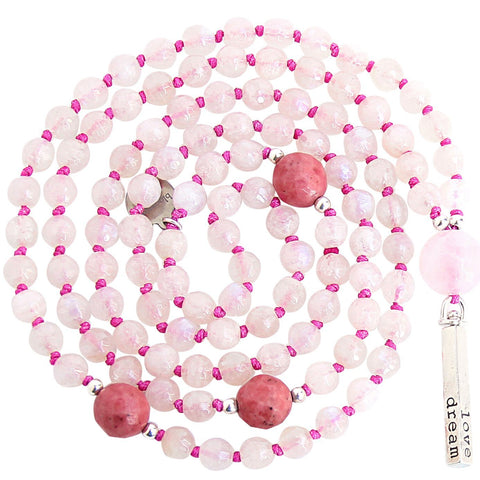 Let Love Flow Mala