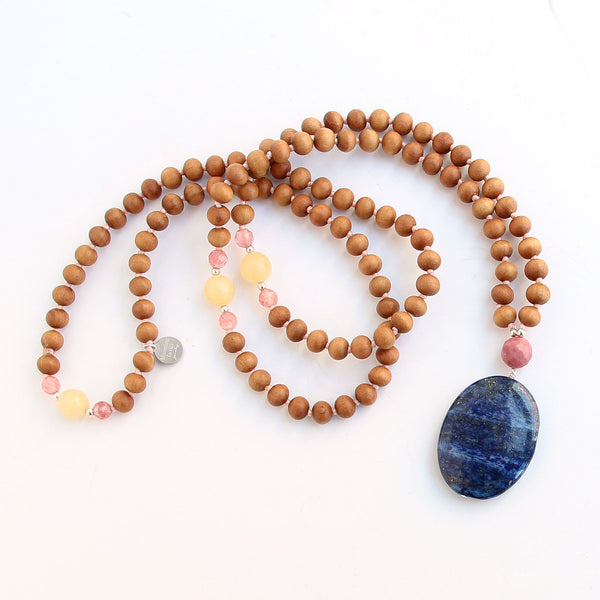 Sweet Soul Mala - Blooming Lotus Jewelry