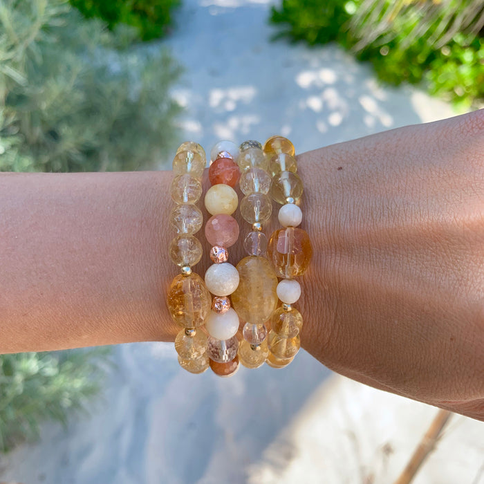 I Am Enough | Citrine, Riverstone