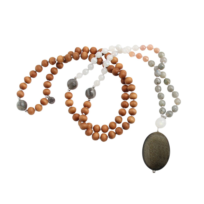 See the Magic Mala - Blooming Lotus Jewelry