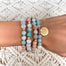 VibeWell Bracelet | NJ Yoga Collective x Blooming Lotus Jewelry