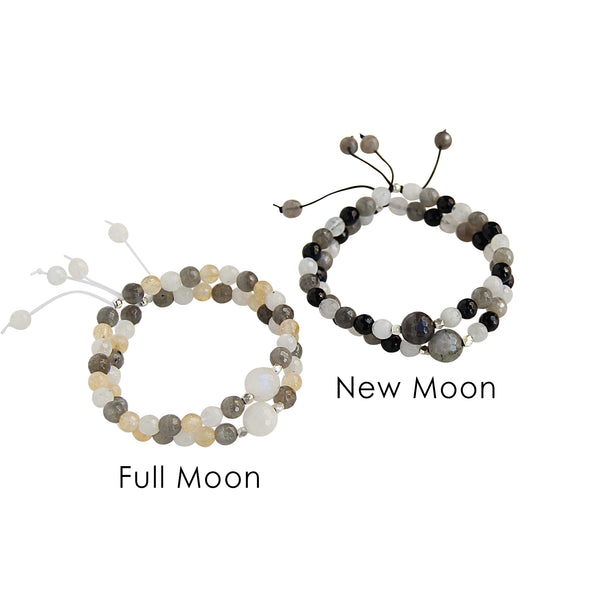 New Moon - Blooming Lotus Jewelry