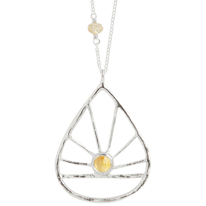 Sunrise (sterling) - Blooming Lotus Jewelry