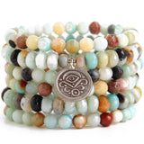 Guardian Stack - Blooming Lotus Jewelry