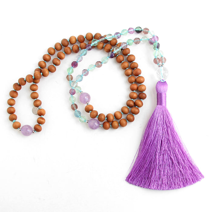Cleanse Your Soul Mala - Blooming Lotus Jewelry