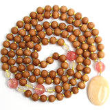 Embrace Change Mala - Blooming Lotus Jewelry