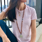 Free Spirit Mala - Blooming Lotus Jewelry