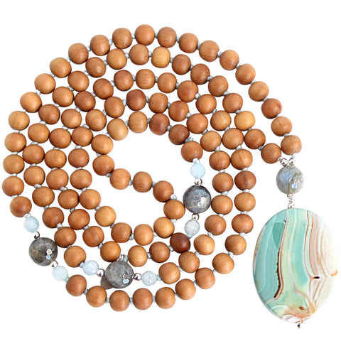 Heal Yourself Mala (guided meditation with purchase)