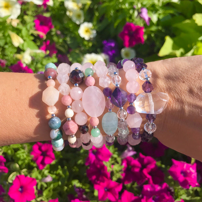 Gemstone Bracelets - Blooming Lotus Jewelry