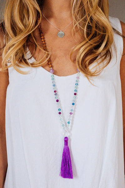 Cleanse Your Soul Mala