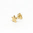Star Stud Earring(s) | Solid 14K Gold