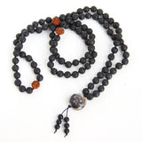 Yin Yang Mala - Blooming Lotus Jewelry