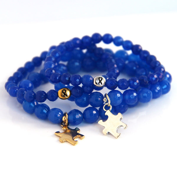 Autism Awareness - Blooming Lotus Jewelry