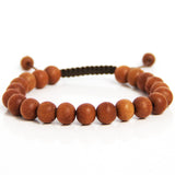 Sandalwood Wrist Mala - Blooming Lotus Jewelry