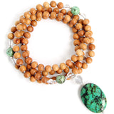 Stress Less Mala - Blooming Lotus Jewelry