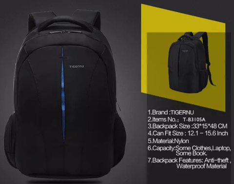 AdventuReady Store Nomad Travel BackPack