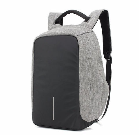AdventuReady Store Shades of Grey The Ultimate Anti-Theft Travel Backpack