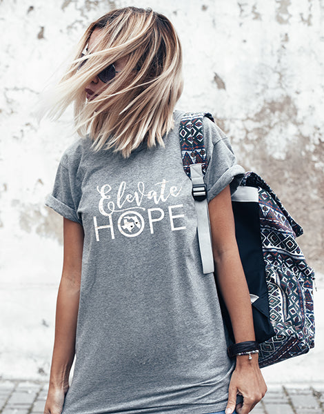 Elevate Hope Fund T-shirt