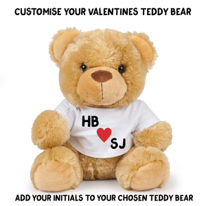 MYOG™ Personalised Valentines Bear