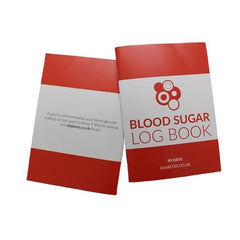 90 Day Blood Sugar Log Book