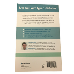 Take Control of Type 1 Diabetes by Dr. David Cavan Book