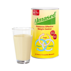 Almased UK SOYA, Yogurt and Honey Meal Replacement for Weight Loss Lactose Free