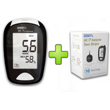 Ketone Meter Saver Bundle 51 Ketone Strips