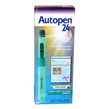 Autopen 24  3.0ml 1 unit (1-21 units) Insulin Pen