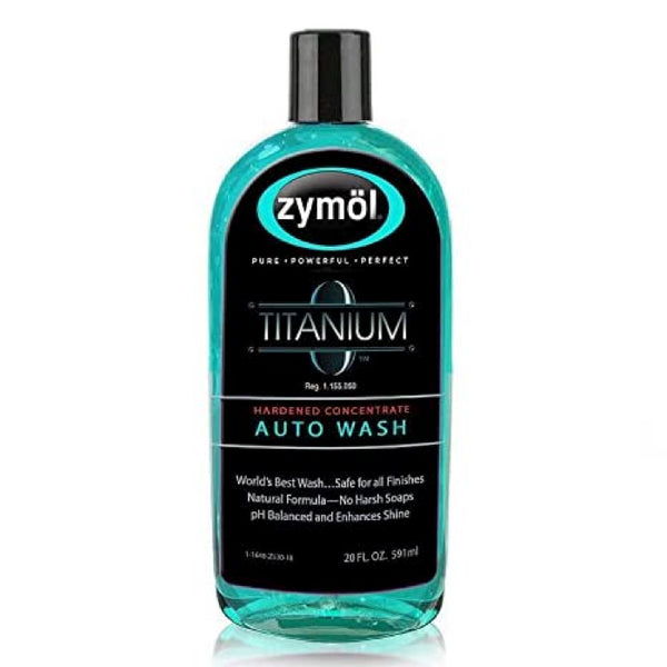 Titanium Auto Wash  extra strength 20oz