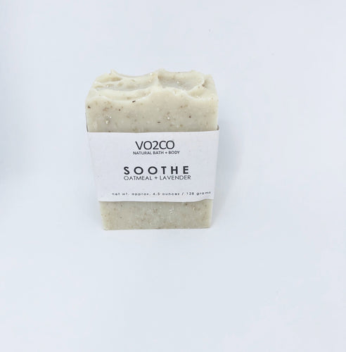 Soothe Soap Bar
