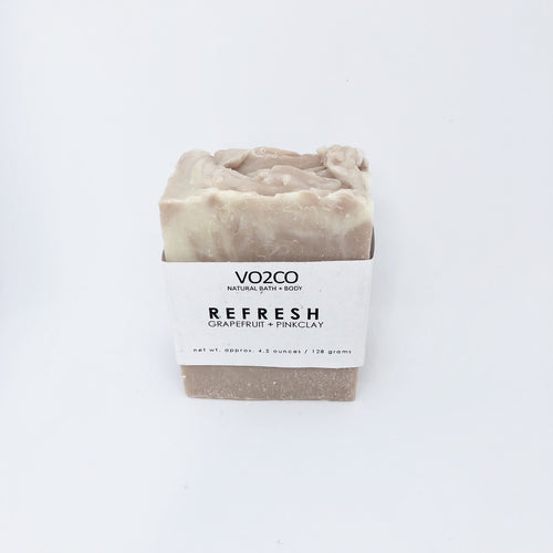 Refresh Soap Bar
