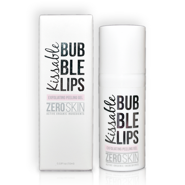Kissable Bubble Lips Exfoliating Peeling Gel