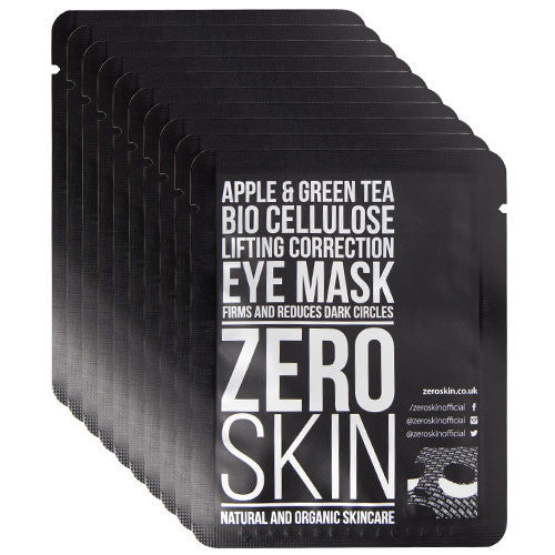 Apple and Green Tea Eye Mask [Pack of 10]