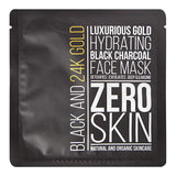 24k Gold Hydrating Black Charcoal Mask [Single Mask]