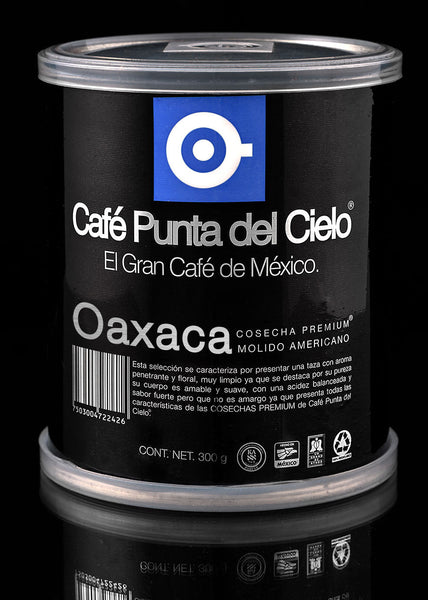 Oaxaca Region Ground Can