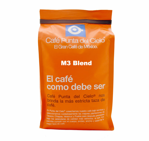 M3 Robust Espresso Blend 1.1 lbs. Bag