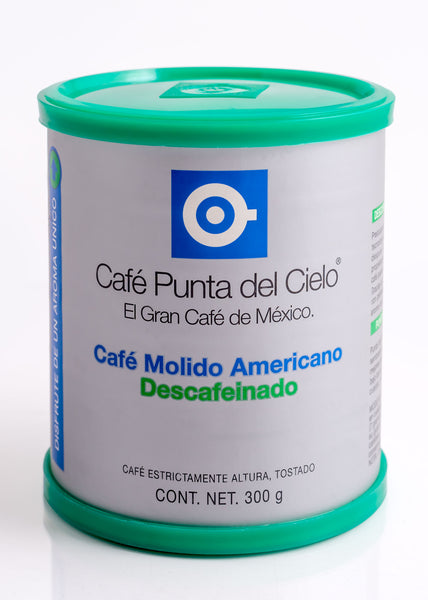 Americano Decaf Ground Can
