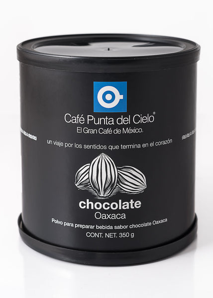 Oaxaca Chocolate Can