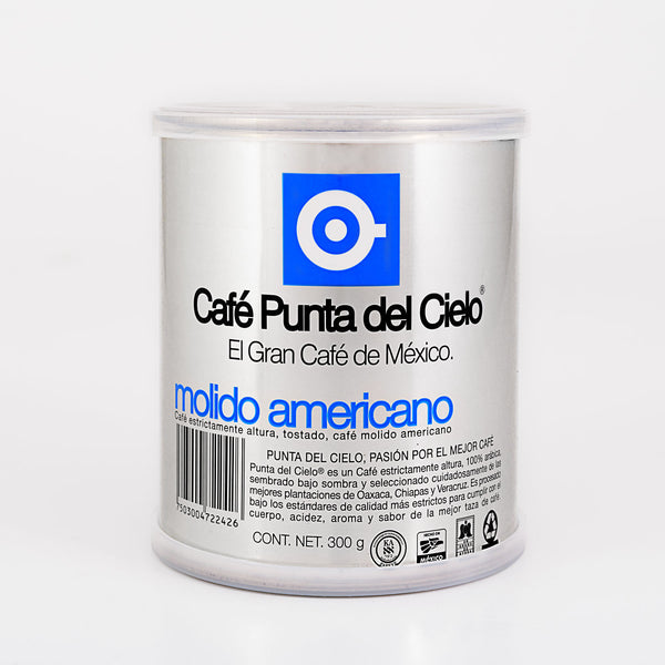 Americano Ground Can