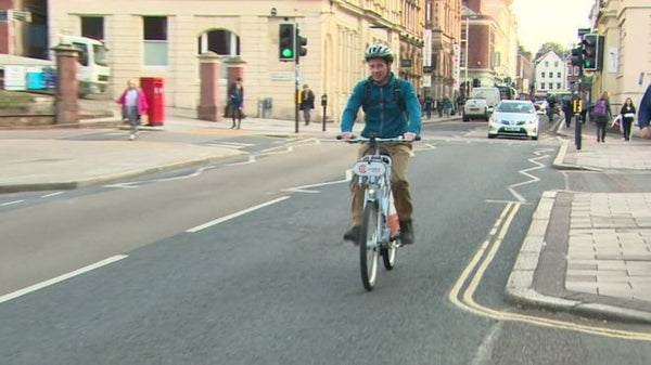 Electric bike scheme first to be launched in the UK