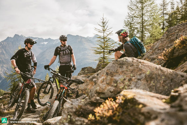 EXCITING E-MTBS IN 2017