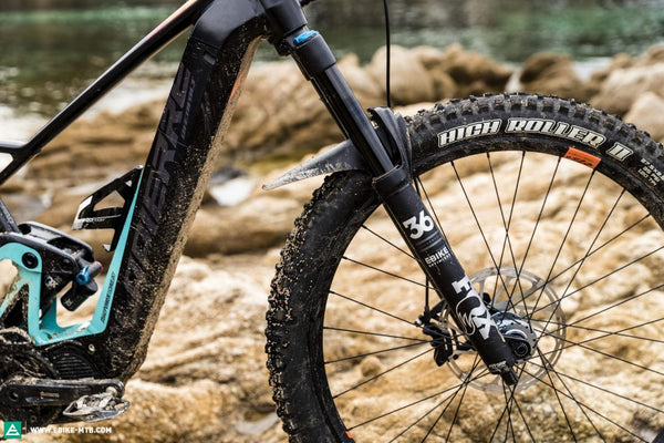 First Ride Review: Lapierre Overvolt AM 727i Shimano by E-Mountainebike Magazine