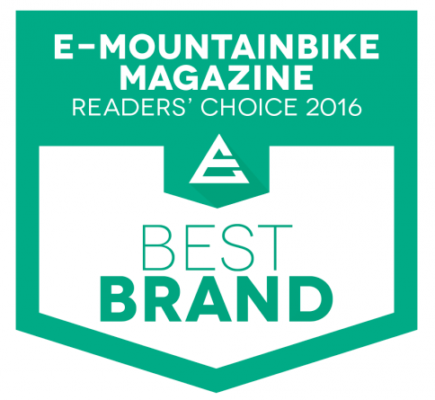E-MOUNTAINBIKE Readers' Choice ANNOUNCED!