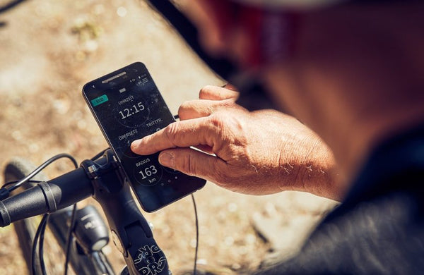 Shimano E-TUBE RIDE introduced – new app to ditch your eMTB display - E-Mountainbike Magazine